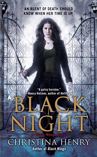 9781937007065: Black Night (Black Wings)