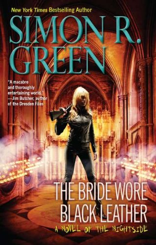 9781937007133: The Bride Wore Black Leather (Nightside)