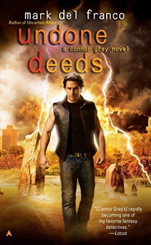 Undone Deeds (Connor Grey): Del Franco, Mark