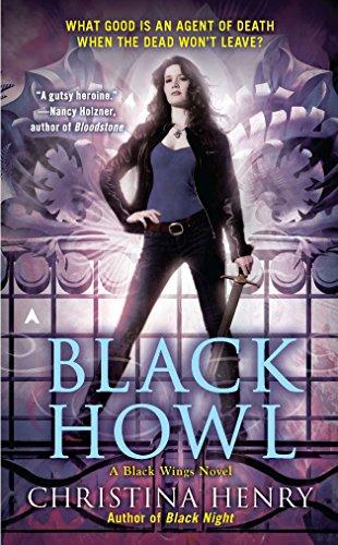Black Howl (A Black Wings Novel): Henry, Christina