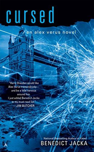9781937007591: Cursed (An Alex Verus Novel)