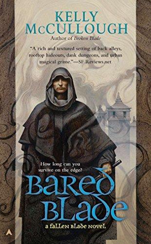 Bared Blade (A Fallen Blade Novel): McCullough, Kelly