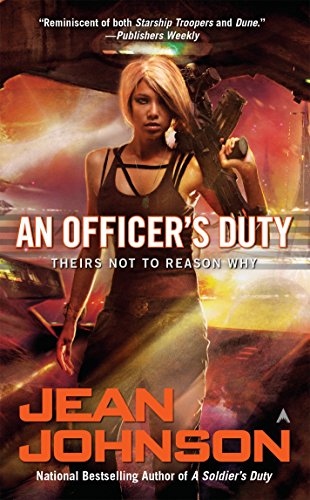 An Officer's Duty (Theirs Not to Reason Why): Johnson, Jean