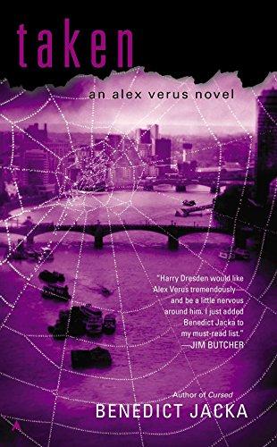 9781937007720: Taken (An Alex Verus Novel)