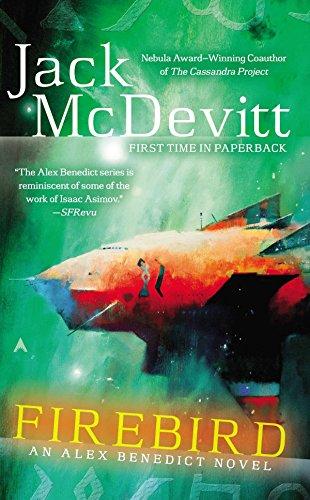 9781937007805: Firebird (An Alex Benedict Novel)