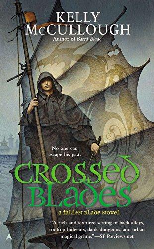 9781937007843: Crossed Blades (Fallen Blade 3)