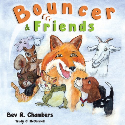 9781937008147: Bouncer & Friends