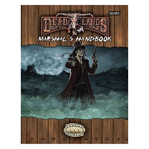 9781937013004: Deadlands Reloaded Marshal's Handbook Explorers Edition (Savage Worlds, S2P10207)