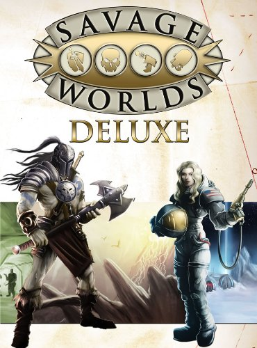 9781937013042: Savage Worlds Deluxe