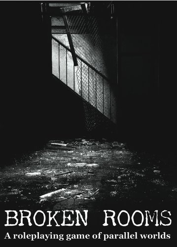9781937013059: Broken Rooms: A Roleplaying Game of Parallel Worlds (GMD0013)