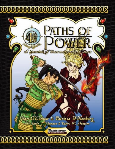 9781937013080: Paths of Power (Pathfinder, 4WF004)
