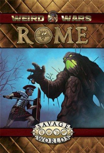 9781937013417: Weird Wars: Rome