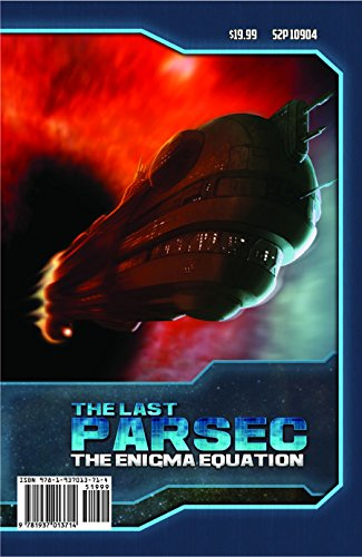 9781937013714: The Last Parsec GM Screen with Adventure (S2P10904)