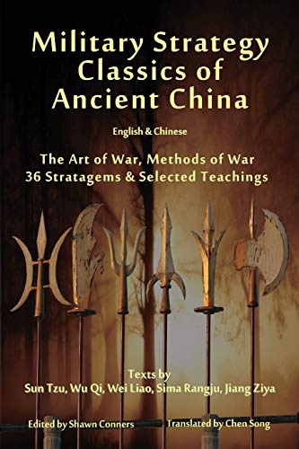 Military Strategy Classics of Ancient China -: Conners, Shawn