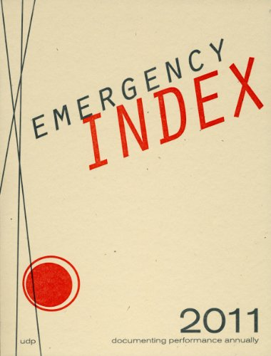 9781937027070: Emergency INDEX 2011