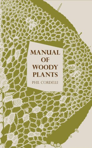 9781937027216: Manual of Woody Plants