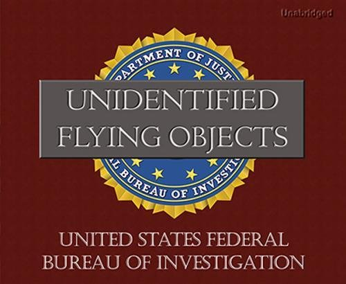 9781937028879: FBI Report on Unidentified Flying Objects