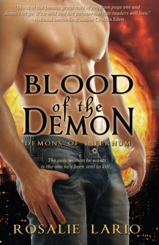 9781937044152: Blood of the Demon (Demons of Infernum, #1)