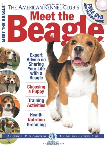 9781937049980: Meet the Beagle (American Kennel Club's Meet the Breeds)