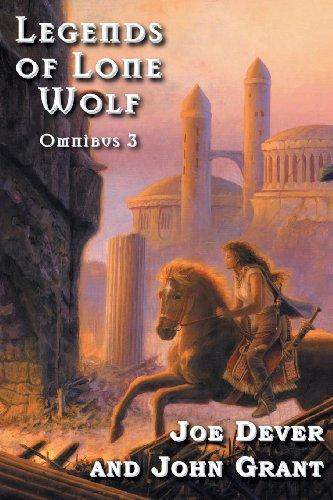 9781937051174: Legends of Lone Wolf Omnibus 3