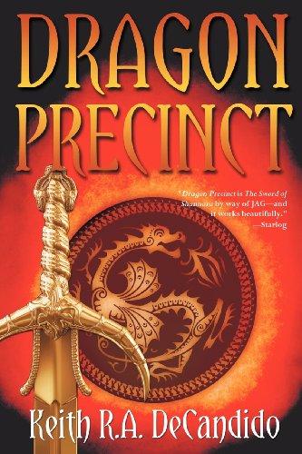 9781937051280: Dragon Precinct