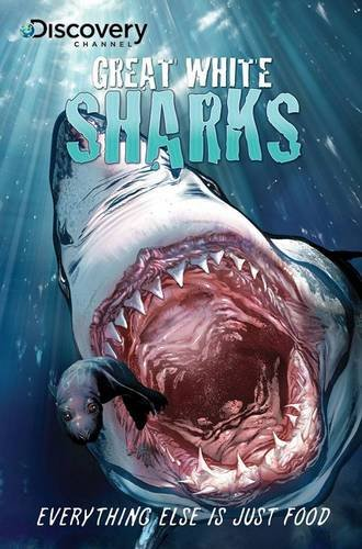 9781937068394: Discovery Channel's Great White Sharks (Discovery Channel Books)
