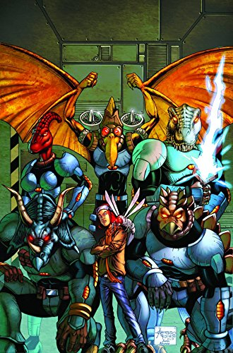 9781937068431: Jurassic Strike Force 5 (Jurassic Strike Force 5 Tp)