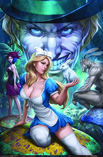 9781937068660: Alice in Wonderland (Grimm Fairy Tales Presents...)