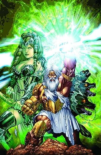 9781937068820: Grimm Fairy Tales Presents: Godstorm