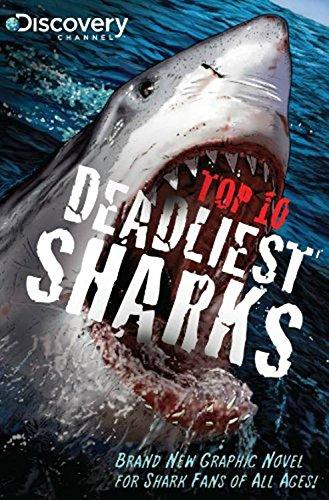 Top 10 Deadliest Sharks TP (Mass Market Edition): Brusha, Joe
