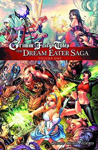 9781937068936: Grimm Fairy Tales: The Dream Eater Saga TP Volume 1 (Grimm Fairy Tales (Paperback))