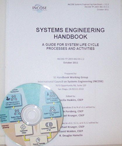 INCOSE Systems Engineering Handbook Guide for System: Cecilia Haskins