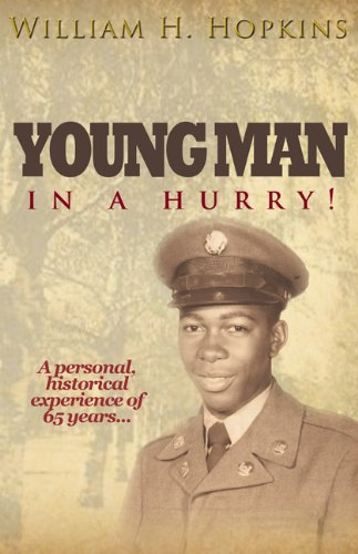 Young Man in a Hurry!: Hopkins, William H.