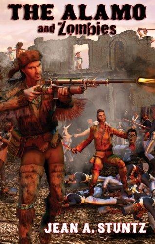9781937105235: The Alamo and Zombies