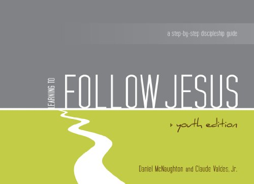 9781937107123: Learning to Follow Jesus: Youth Edition