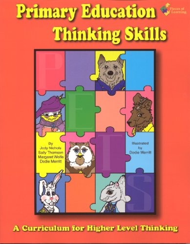 9781937113032: Primary Education Thinking Skills 1 (P.E.T.S.TM) Updated Edition - Includes Downloadable Digital Content