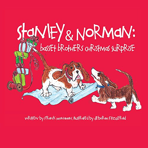 9781937121945: Stanley and Norman: Basset Brothers Christmas Surprise