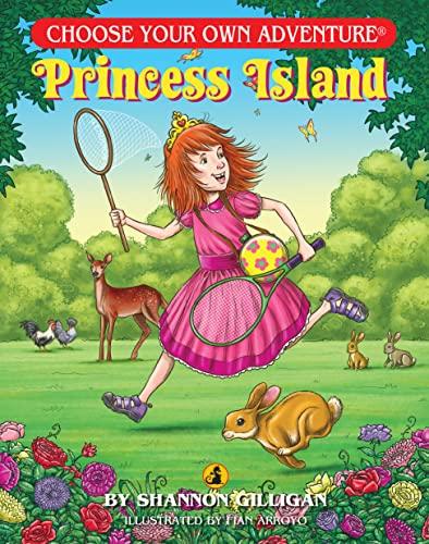 9781937133504: Princess Island (Choose Your Own Adventure. Dragonlarks)