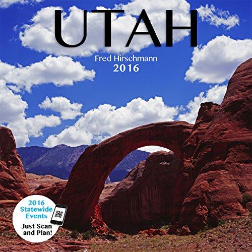 9781937139872: 2016 Utah Wall Calendar
