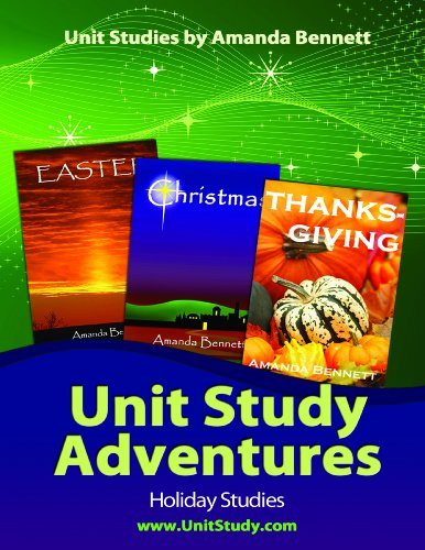 9781937142018: Unit Study Adventures Holidays