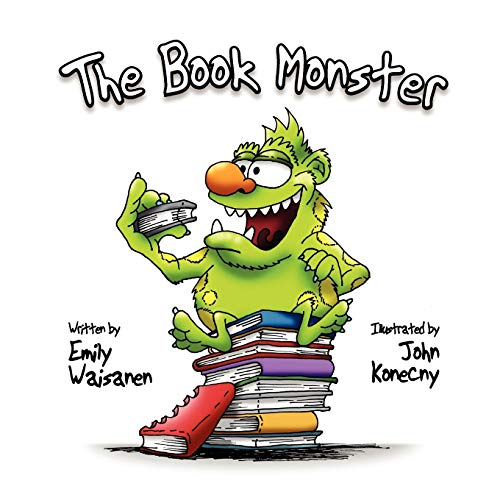 9781937165253: The Book Monster