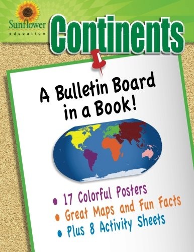 9781937166144: Continents: A Bulletin Board in a Book!