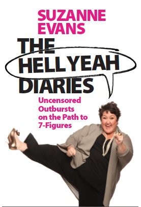 The Hell Yeah Diaries: Suzanne Evans