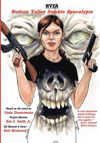 9781937174187: HVZA: Hudson Valley Zombie Apocalypse, The Graphic Novel
