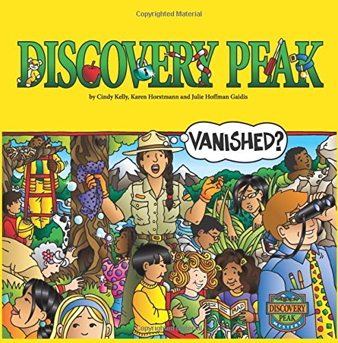 9781937176129: Discovery Peak: Vanished?