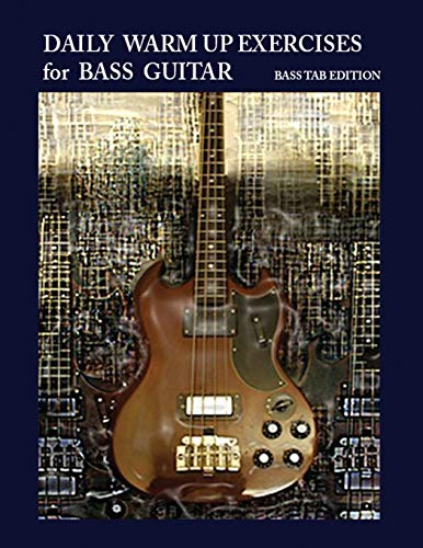 9781937187026: Daily Warm Up Exercises for Bass Guitar