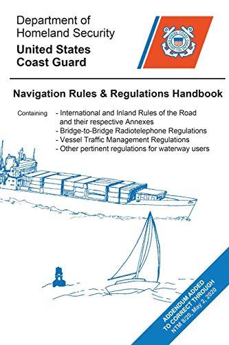 9781937196233: Navigation Rules and Regulations Handbook