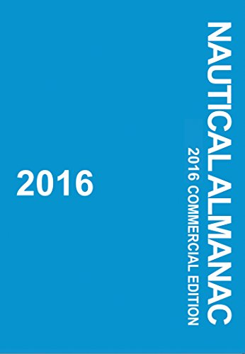 9781937196332: Nautical Almanac 2016