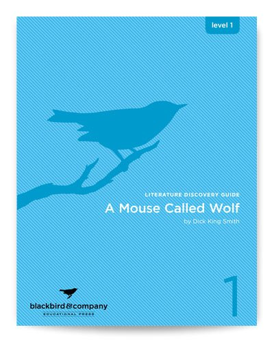 9781937200077: Literature Discovery Guide - A Mouse Called Wolf