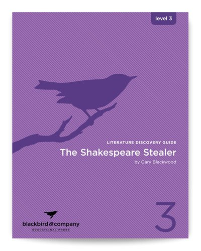 9781937200343: Literature Discovery Guide - The Shakespeare Stealer
